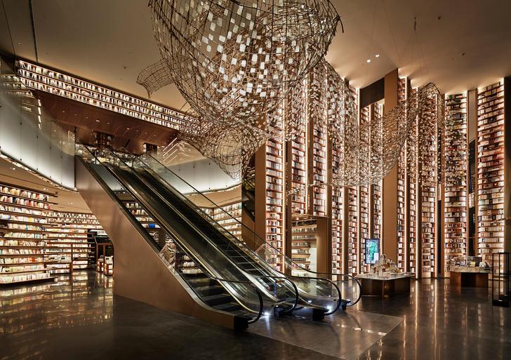 Фото №6 - Двухэтажный книжный магазин в Сиане