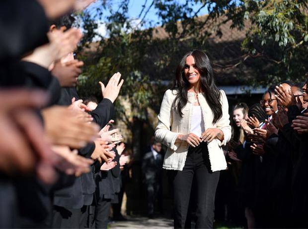 Фото №21 - Прощальный тур: что означают финальные выходы Меган в статусе королевской особы