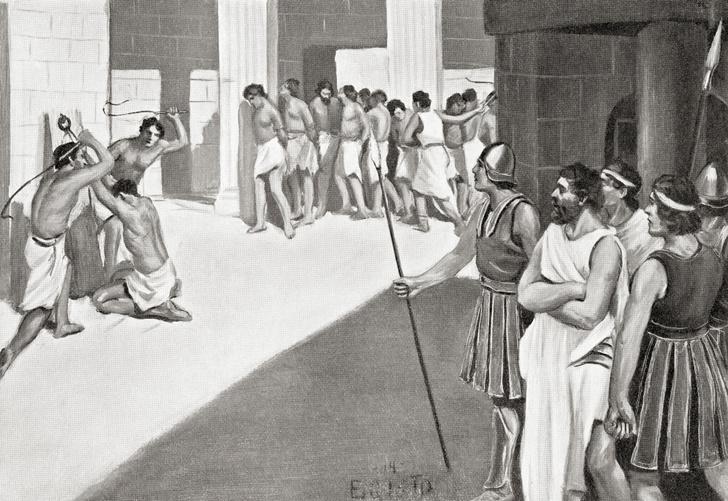 Фото №2 - 5 ритуалов совершеннолетия в Древнем мире