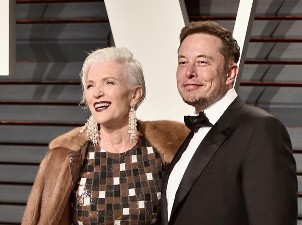Фото №24 - Потрясающая Мэй, или Почему мама Илона Маска круче, чем он сам