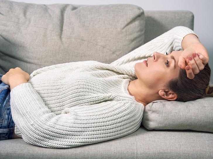 Фото №2 - 9 неочевидных причин сбоя менструального цикла (кроме беременности)