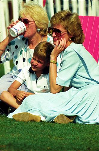 Фото №54 - Принц Уильям: история в фотографиях