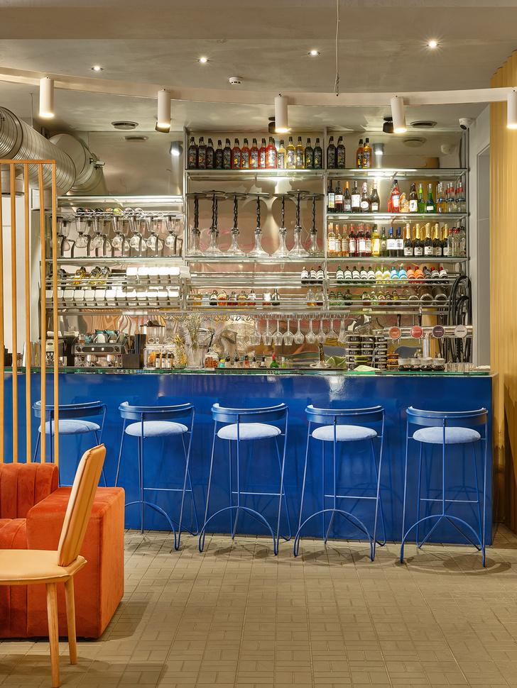 Фото №4 - Японский ресторан с яркими фресками в Иркутске
