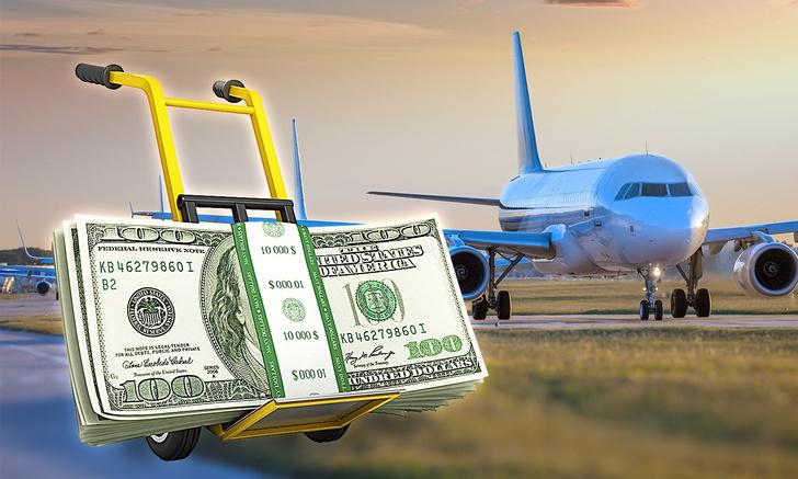 Фото №1 - Женщина заработала более $400 000, покупая страховки к отмененным рейсам