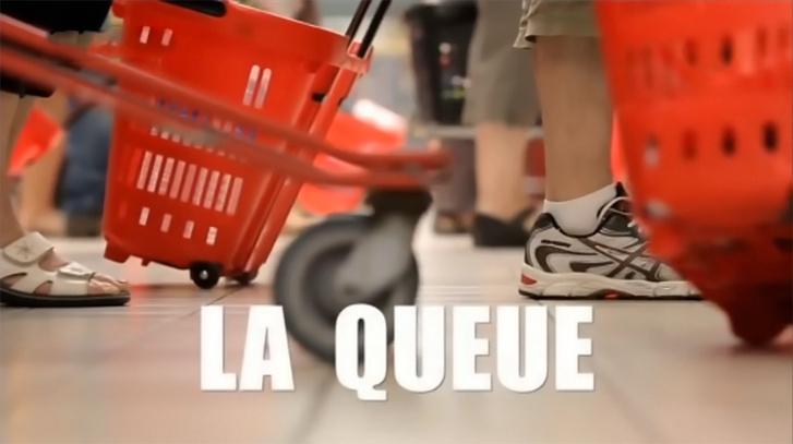 Фото №1 - Короткометражка недели: «Очередь» (комедия, 2014, Франция, 9:10)