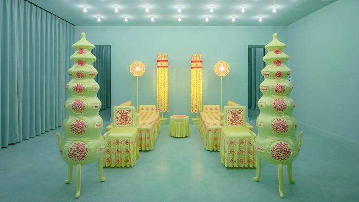 Фото №1 - Инсталляция китайского художника, исследующая ментальное здоровье