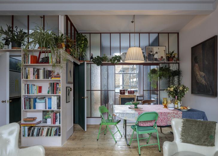 Фото №1 - Дом для ценителей искусства в Лондоне