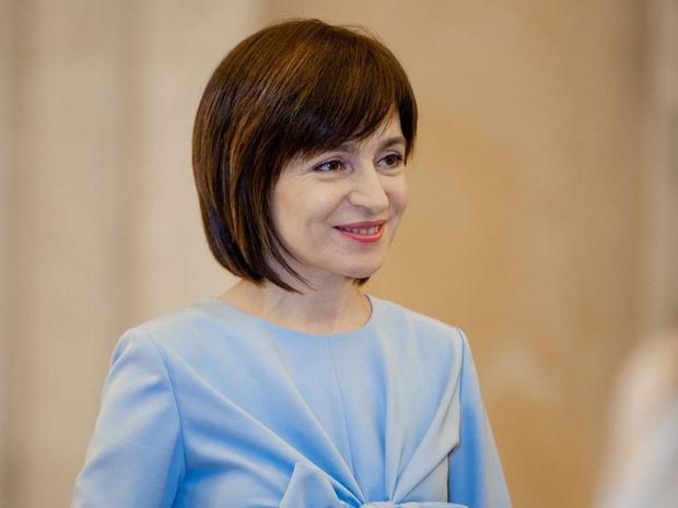 Фото №1 - 5 фактов о Майе Санду— первой женщине-президенте Молдовы
