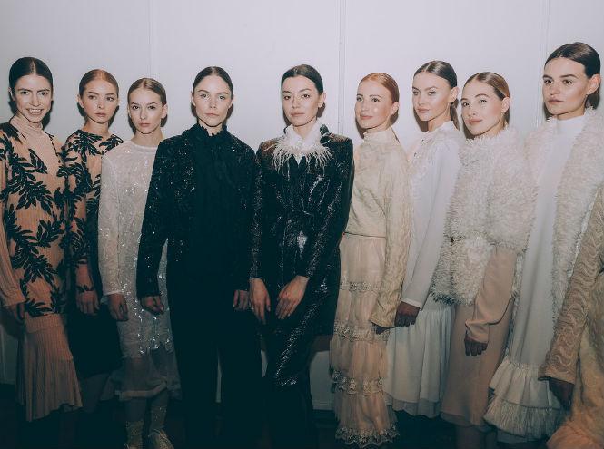 Фото №1 - Пятый день Mercedes-Benz Fashion Week Russia 2017