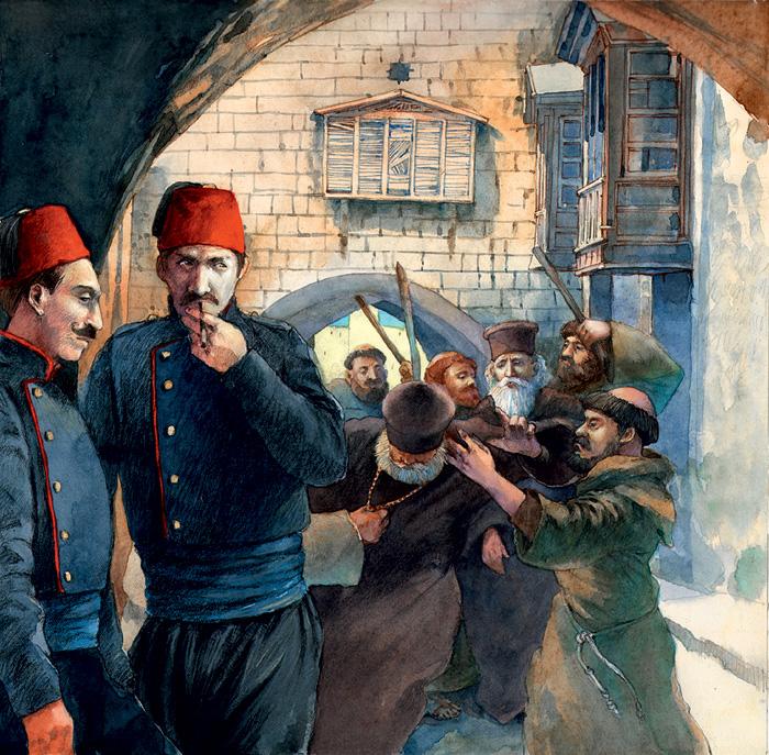 Фото №1 - Семь любопытных фактов из истории Крымской войны