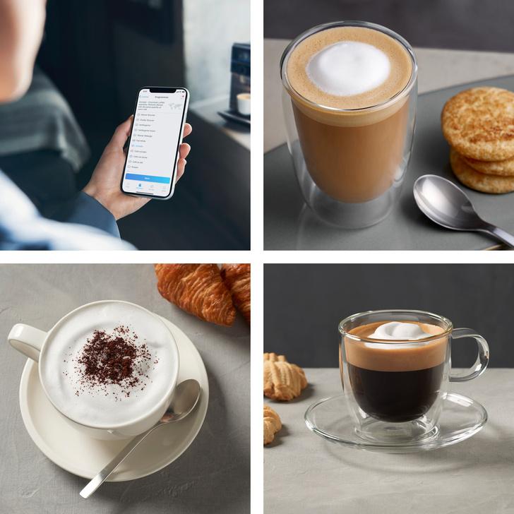 Фото №10 - Личный бариста: инновационные возможности новой кофемашины Siemens