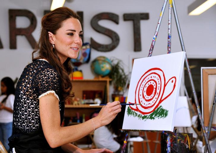 Фото №9 - Фотография, игра на флейте, садоводство: о каких талантах и умениях умалчивает Кейт Миддлтон