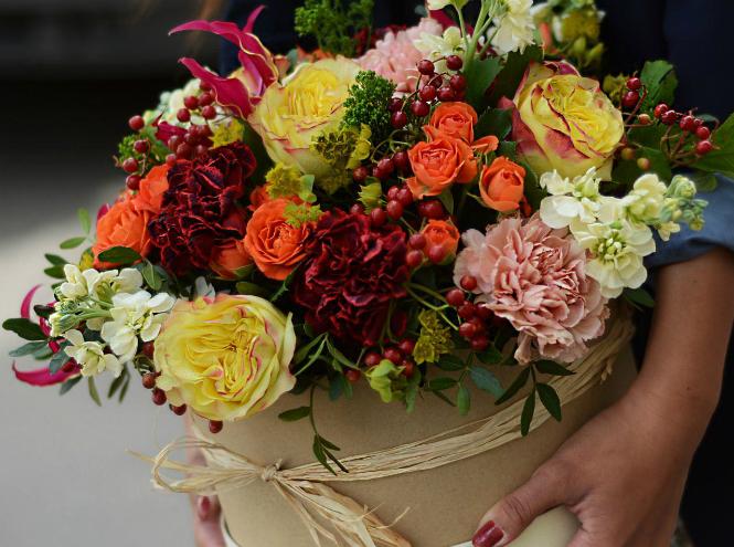 Фото №1 - Цветы как образ жизни