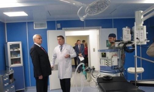 Фото №1 - К 2018 году в больнице Святого Георгия создадут центр реабилитации петербуржцев с ОНМК