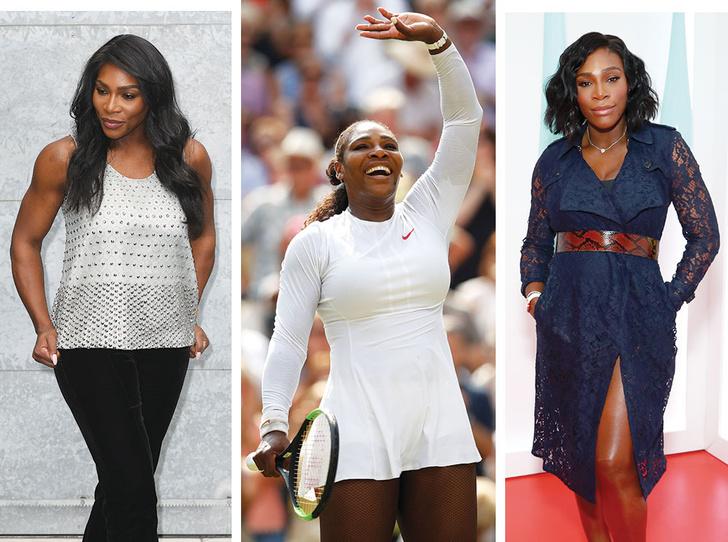 Фото №1 - Гардероб Серены Уильямс: как одевается самая обсуждаемая теннисистка мира