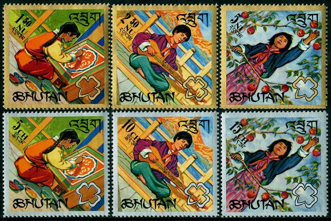 Фото №10 - История авантюриста Барта Тодда, который с помощью почтовых марок изменил экономику целой страны