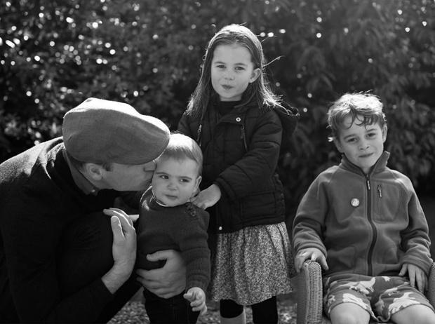 Фото №1 - Лидер, авантюрист, последователь: как складываются отношения детей Кембриджских