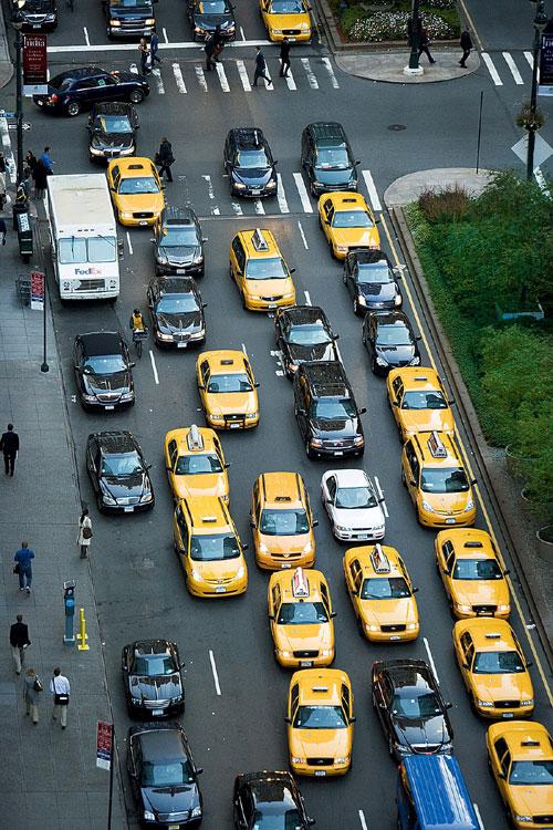 Фото №8 - Работа на миллион: таксист в Нью-Йорке
