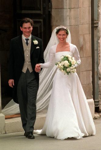 Фото №5 - «Эльфийская» свадьба: как выходила замуж единственная племянница Королевы