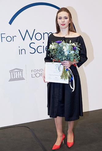 Фото №10 - В Москве вручили стипендии L'Oreal-Unesco «Для женщин в науке»