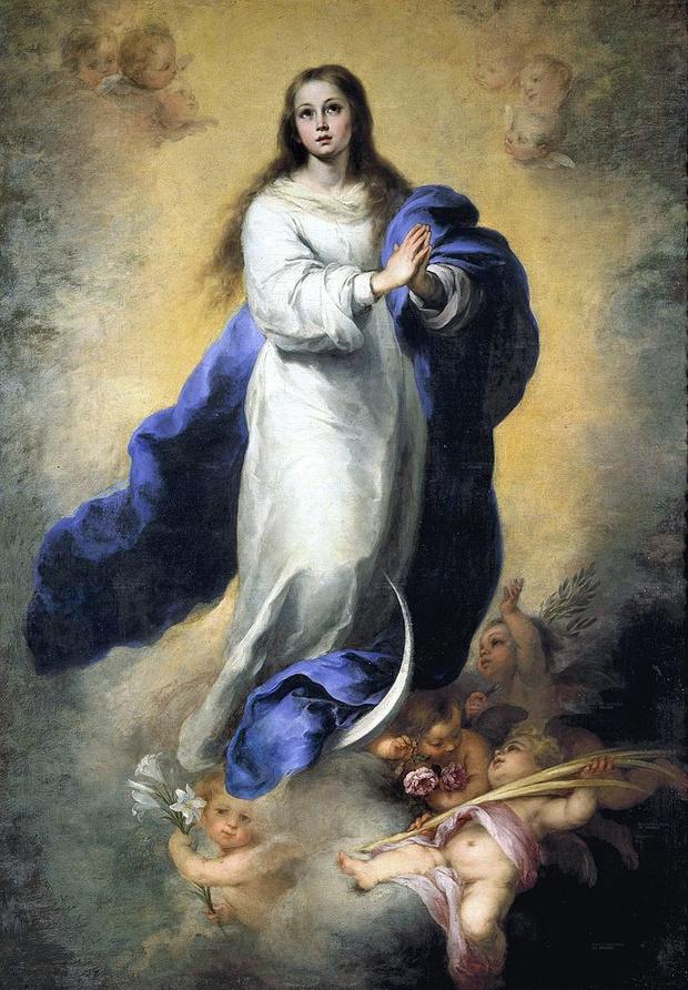 Фото №2 - Очередная бездарная реставрация картины: в Испании опорочили Деву Марию