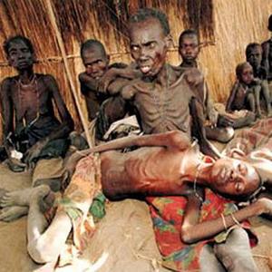 Фото №1 - Кризис вызвал голод