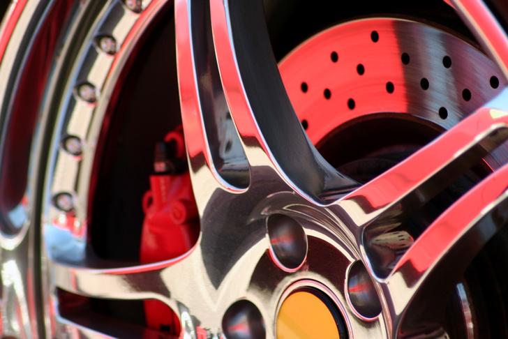 Фото №3 - Автомобильные диски XXI века: технологии и интересные факты