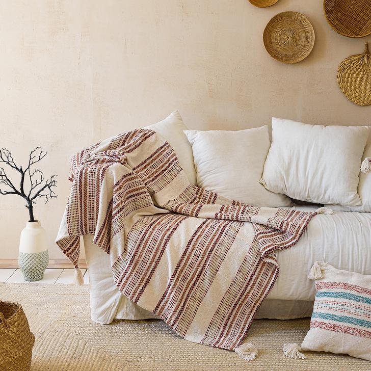Фото №1 - Desert: новая коллекция текстиля российского бренда Moroshka
