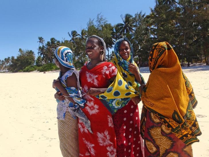 Фото №1 - Традиции: Танзания. Мвака когва