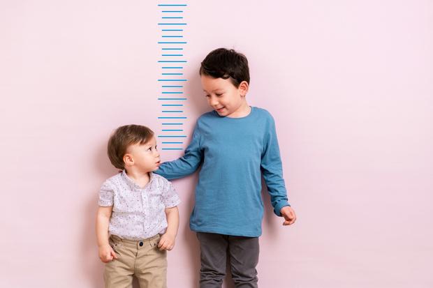 Фото №2 - Как узнать, какого роста будет ребенок: 5 способов