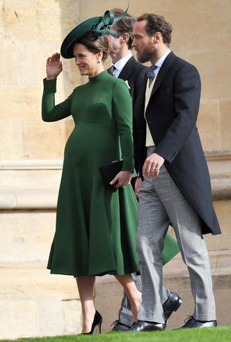 Фото №19 - Свадьба принцессы Евгении и Джека Бруксбэнка