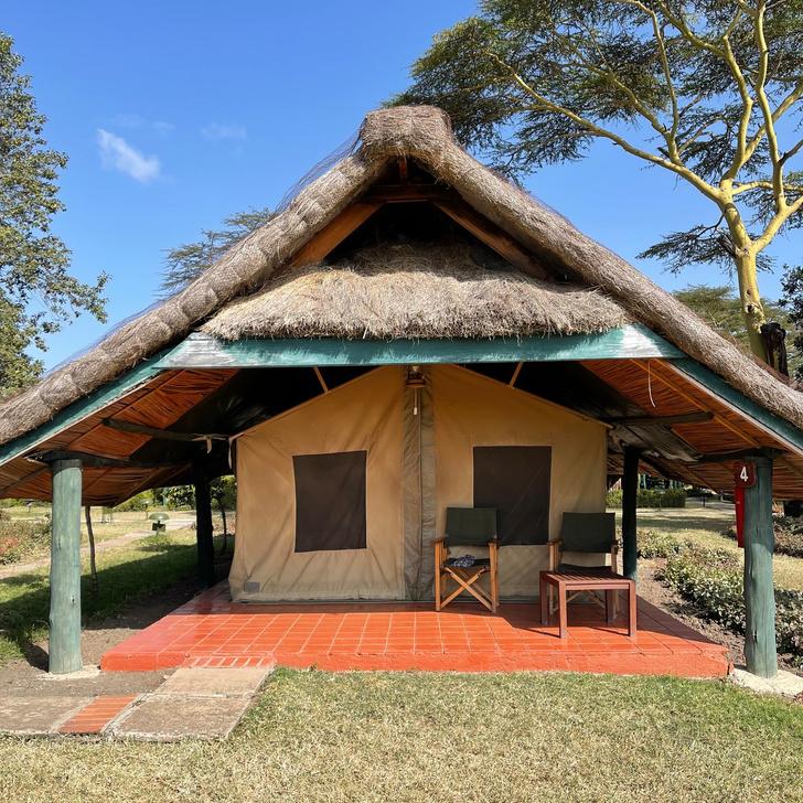 Фото №19 - Рассвет на высоте птичьего полета, ранчо с видом на саванну и райские пляжи: что ждет туристов в Кении, помимо сафари
