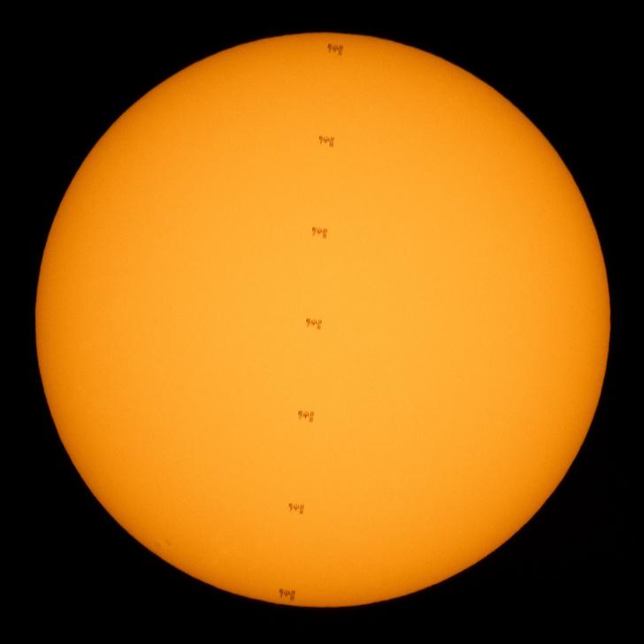 Фото №1 - По солнечному экватору