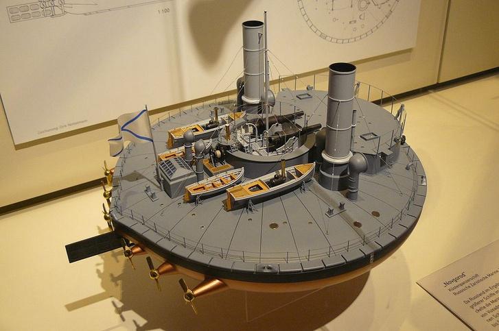 Макет «Новгорода»
