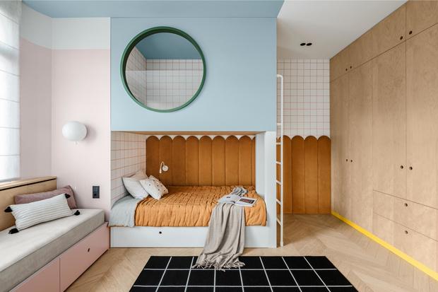 Фото №2 - Модная детская комната: 5 стильных примеров
