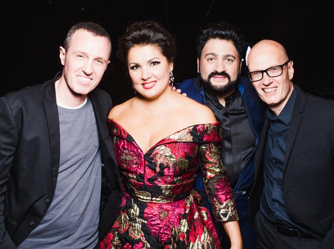 Фото №5 - Состоялся концерт Анны Нетребко и Юсифа Эйвазова при поддержке Chopard