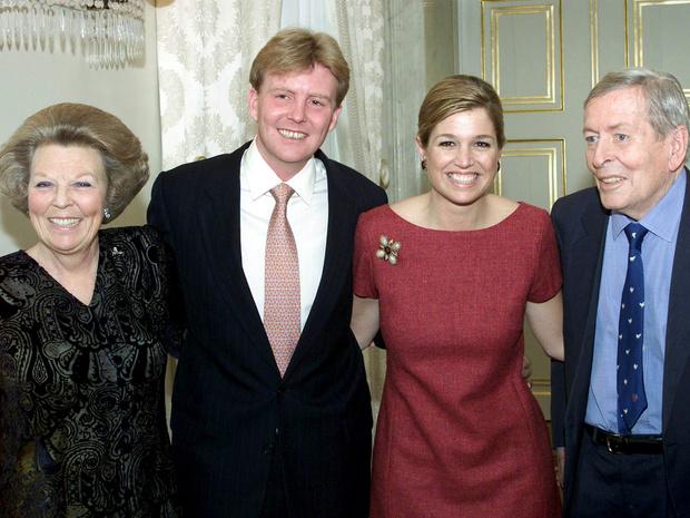 Фото №2 - Спустя 20 лет: зачем король Нидерландов второй раз сделал предложение королеве Максиме