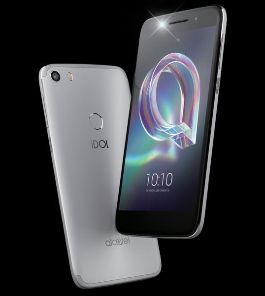Фото №2 - Alcatel представил супермодный смартфон для молодежи IDOL 5