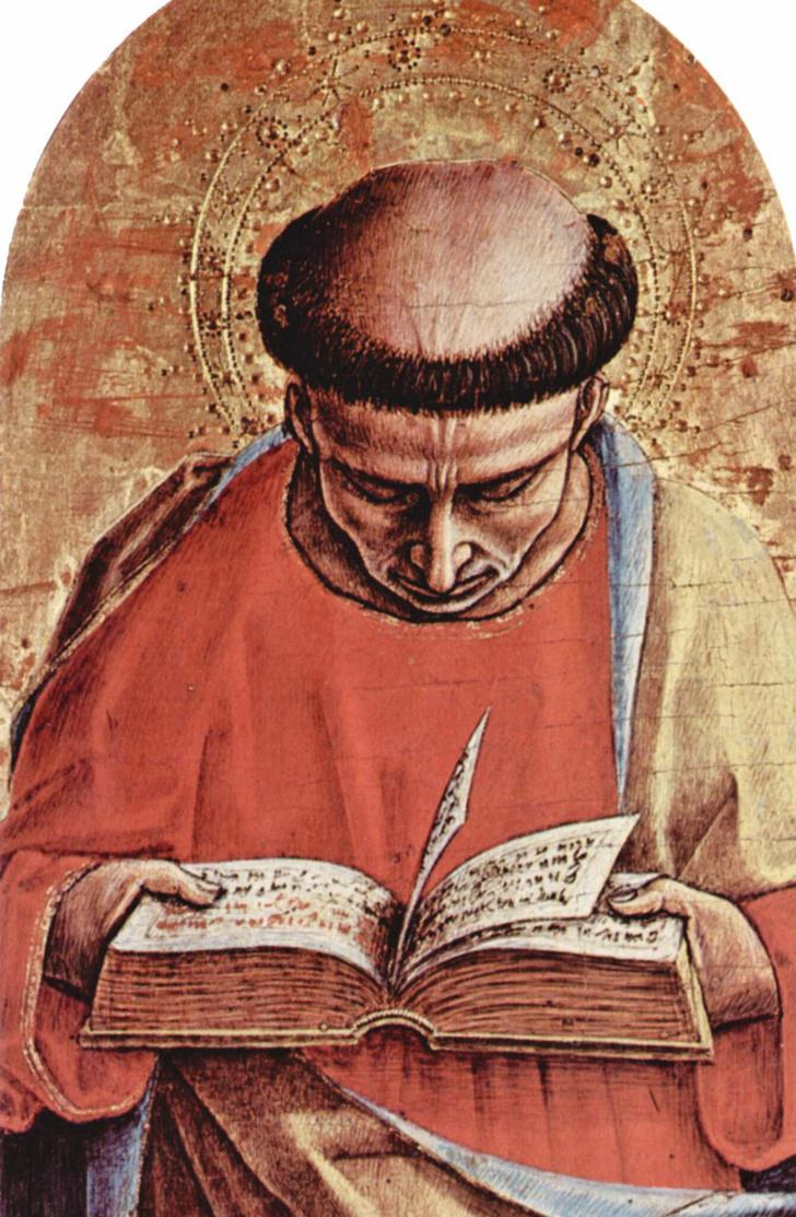 Фото №1 - Зачем монахи выбривали тонзуру?