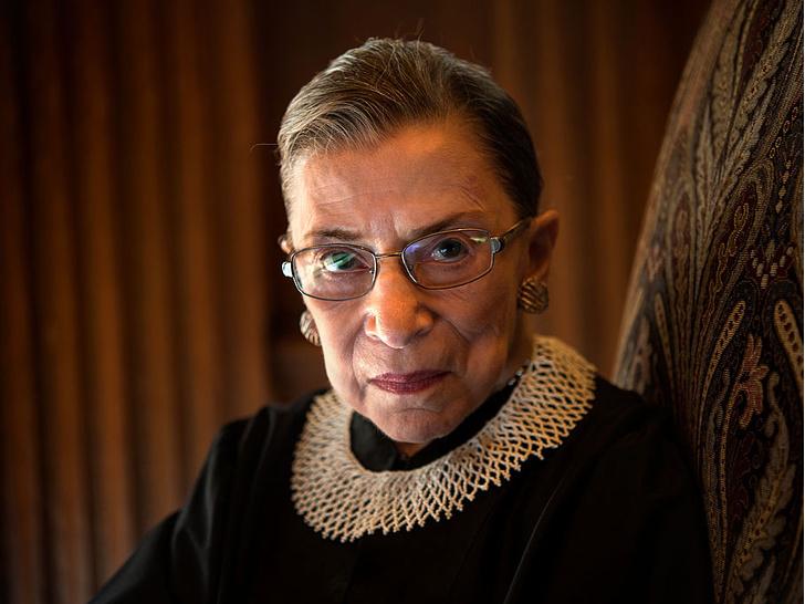 Фото №7 - Судья Рут: как одна женщина бросила вызов мужскому миру и изменила его
