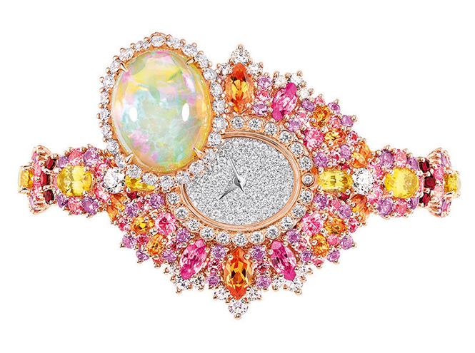 Фото №1 - Философский камень: опал в новой коллекции Dior et d'Opales