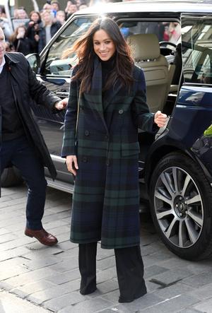 Фото №14 - Эффект Меган Маркл: какие модные бренды прославила супруга принца Гарри