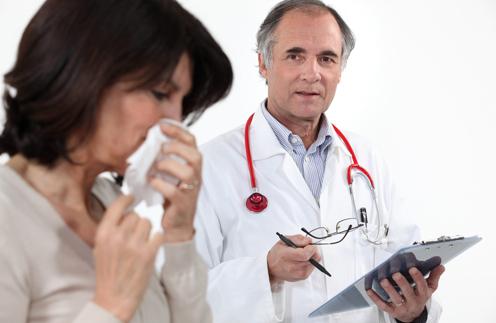 Лекарство против гриппа