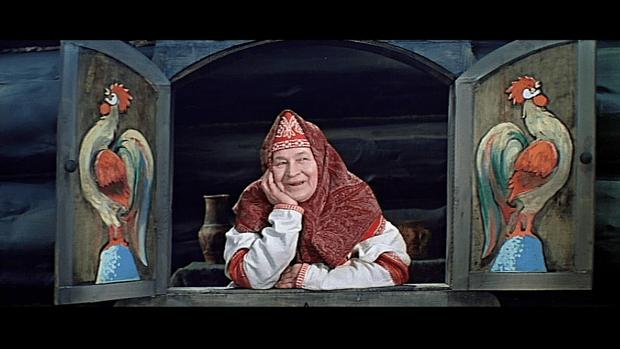 Анастасия Зуева фото, бабушка в окне из сказки