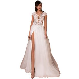Фото №10 - Выбери свадебное платье, и мы скажем, каким будет твой брак [тест]