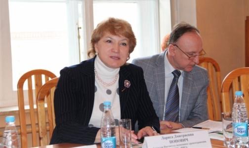 Фото №1 - Лариса Попович: Правильное лечение диабета сэкономит Петербургу 7 млрд рублей