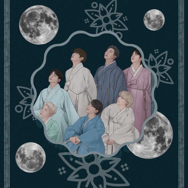 Фото №1 - Вау! BTS выпустили специальную коллекцию мерча к празднику Чхусок 😍