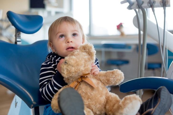 Фото №1 - Первый раз к стоматологу: как подготовить ребенка