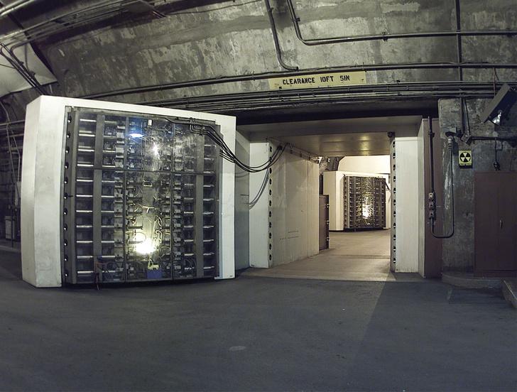 Фото №5 - Бункер Судного дня: комплекс воздушно-космической обороны США, спрятанный в горе