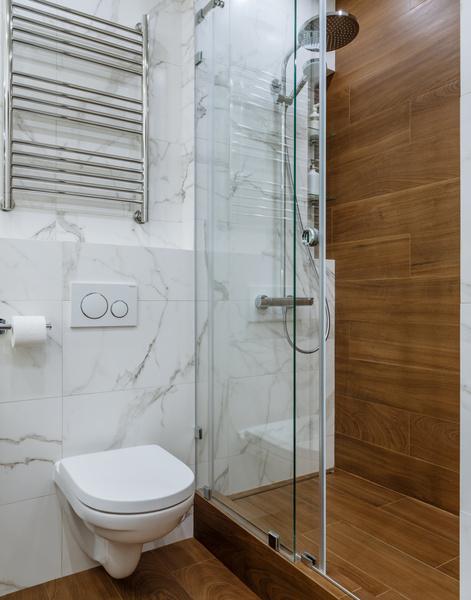 Фото №12 - Как уместить в однушке спальню, кабинет и гостиную: фото